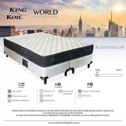 Detalles King Koil Extended Life XL