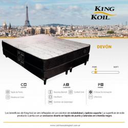 Detalle King Koil Devon